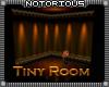 Tiny SolarGlo Room