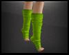 [E] Bright Green Socks