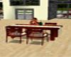 (S)Mahogany table