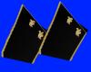 Playboy Gold Black Cuffs