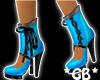 Black n Blue Stiletto's