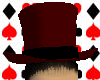 Dark Red Tophat