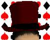 Dark Red Tophat