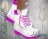 RVN♥ Sean Boots White