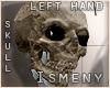 [Is] Skull On Hand -L