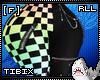 RLL Zipper Check Rainbow