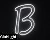 Letter B | Neon