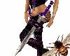 [Bee] Purple GarterSword