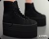 ϟ Star Platform Black