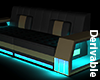 [A] Neon Light Couch