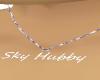 sky hubby necklace