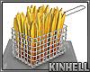 Fries In A Mini Basket