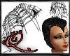 !Q Spiderweb Horns Dark