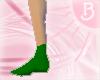 Buffys Emerald Socks