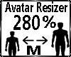 Avatar Scaler 280%