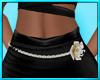 Women Flower Belly Chain