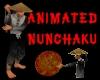 (S)AnimatedFire Nunchaku