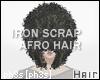 :|~IRON SCRAP HUGE AFRO