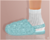 !© Slumber Shoes Blue