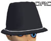 !ORC!Navy Blue Trilby