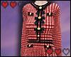 Tweed Twopiece Glen RED