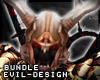 #Evil Solar Warrior Helm