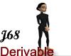 Derivable Full Bodysuit