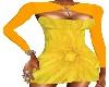 jellow dress