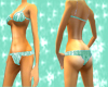 cristal aqua bikini