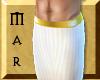 ~Mar Pharaoh Skirt White