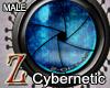 [Z]Cybernetic ~ Blu M