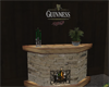 guinness fireplace