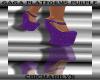 Gaga Platforms Purple