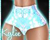 RXL Mermaid Scale Shorts
