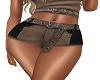 RLS Tan tease shorts
