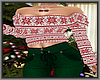 Poinsettia Xmas Sweater