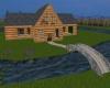 Log Cabin Family Home