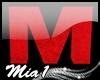 MIA1-Letter M-