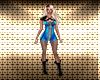 Blue Rave Outfit RL