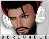 0 | Fur Earmuffs M