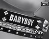 -P- Babyboy Collar M