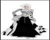 White Tiger Winter Dress