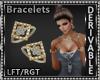 SquareDiamon Bracelet LR