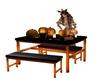 Carving Pumpkin Table