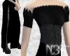Black Corselet Dress