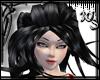 Windy Hair V2 Black