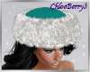Winter Knit Hat Teal