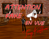 Attention Fake