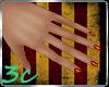 [3c] Gryffindor Nails