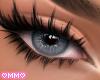 Boujee Eyes Grey